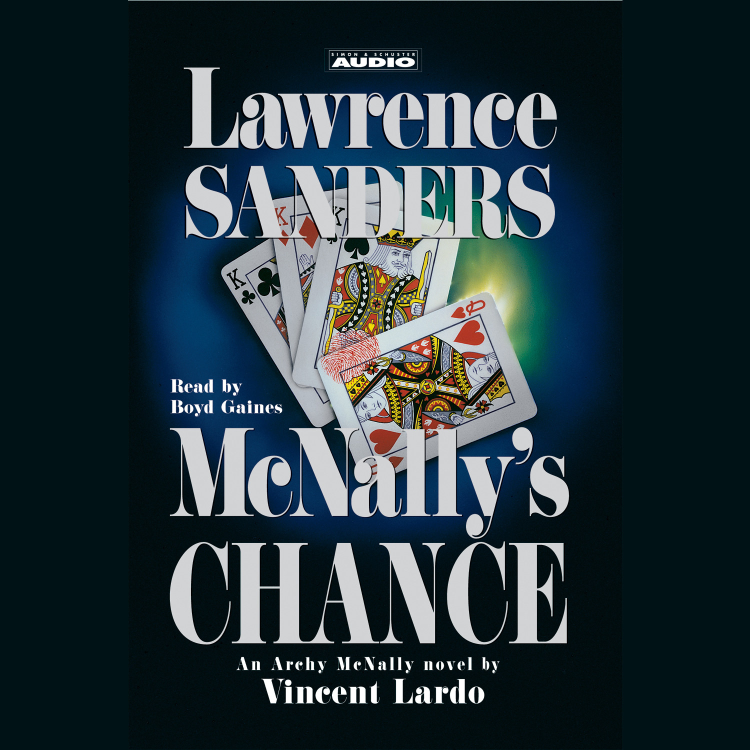 Printable McNally's Chance: An Archy McNally Novel Audiobook Cover Art