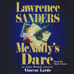 McNally's Dare Audiobook, by Lawrence Sanders, Vincent Lardo