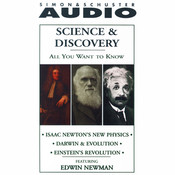 Science and Discovery: Isaac Newton's New Physics; Darwin & Evolution; Einsteins Revolution Audiobook, by Knowledge Products