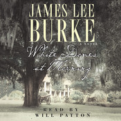 White Doves at Morning, by James Lee Burk