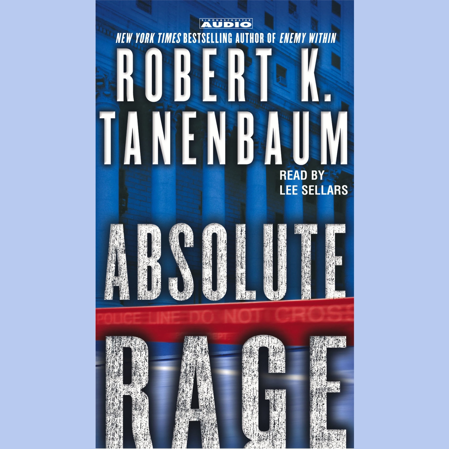 Printable Absolute Rage Audiobook Cover Art