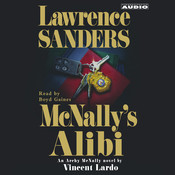 McNally's Alibi Audiobook, by Lawrence Sanders, Vincent Lardo