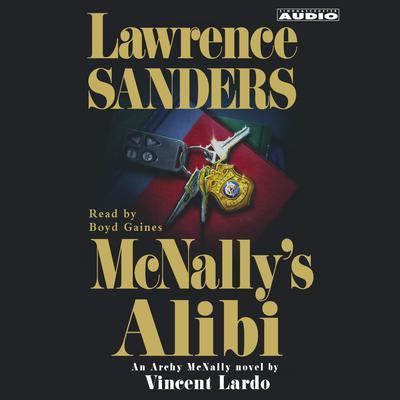 McNally's Alibi Audiobook, by Vincent Lardo