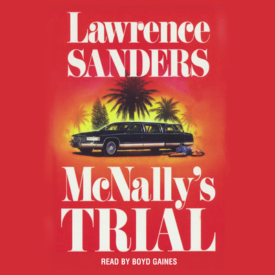 McNally's Trial Audiobook, by Lawrence Sanders