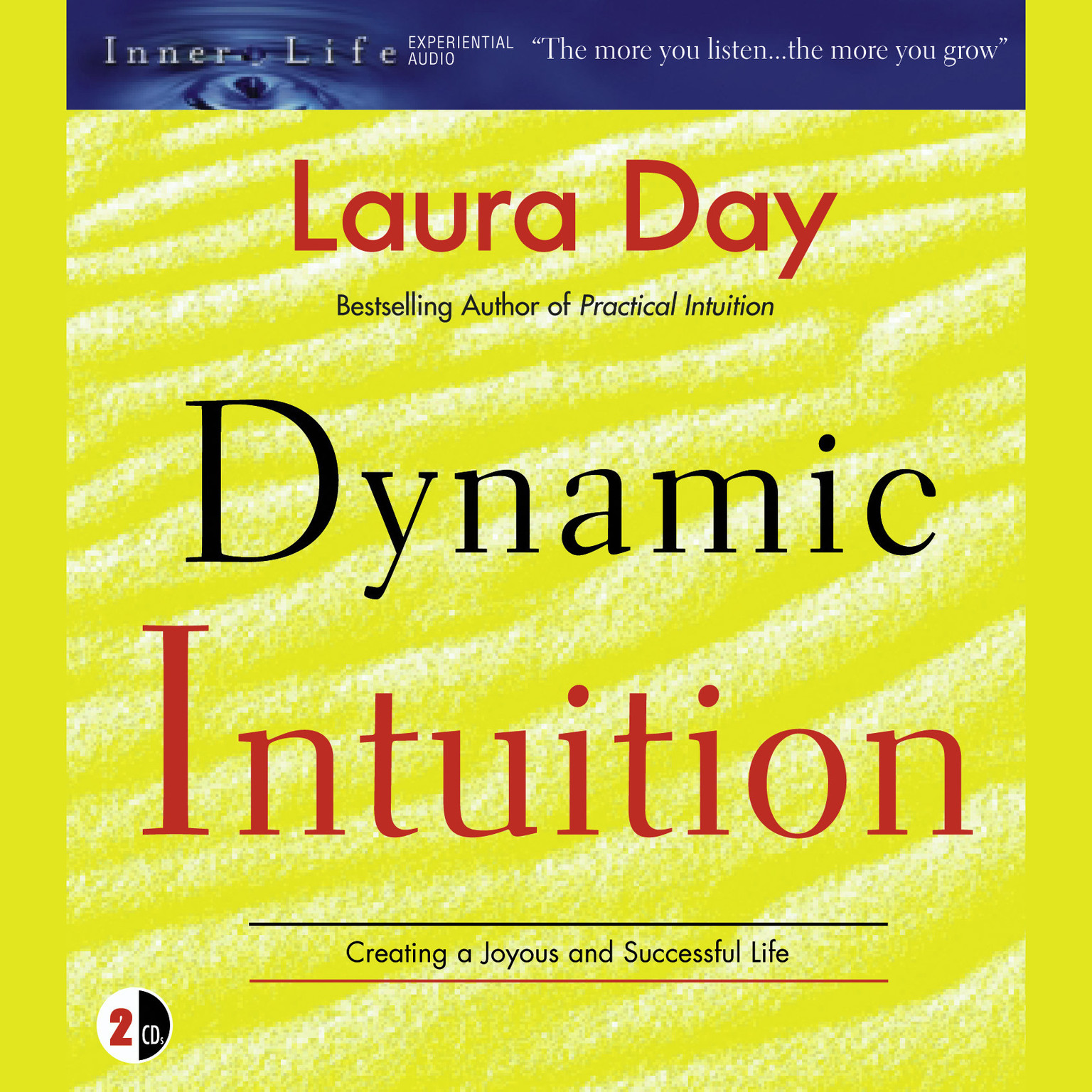 Printable Dynamic Intuition: Creating a Joyous and Successful Life Audiobook Cover Art