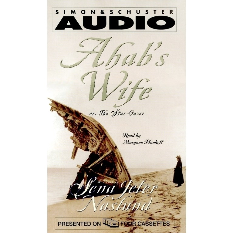 Printable Ahab's Wife: Or, The Star-Gazer Audiobook Cover Art