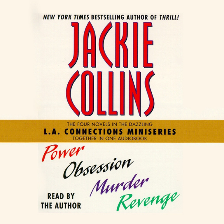 Printable L.A Connections: Power, Obsession, Murder, Revenge Audiobook Cover Art