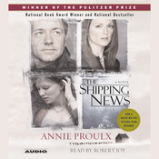 The Shipping News Audiobook, by Annie Proulx