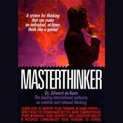 Masterthinker, by Dr. Edward de Bono