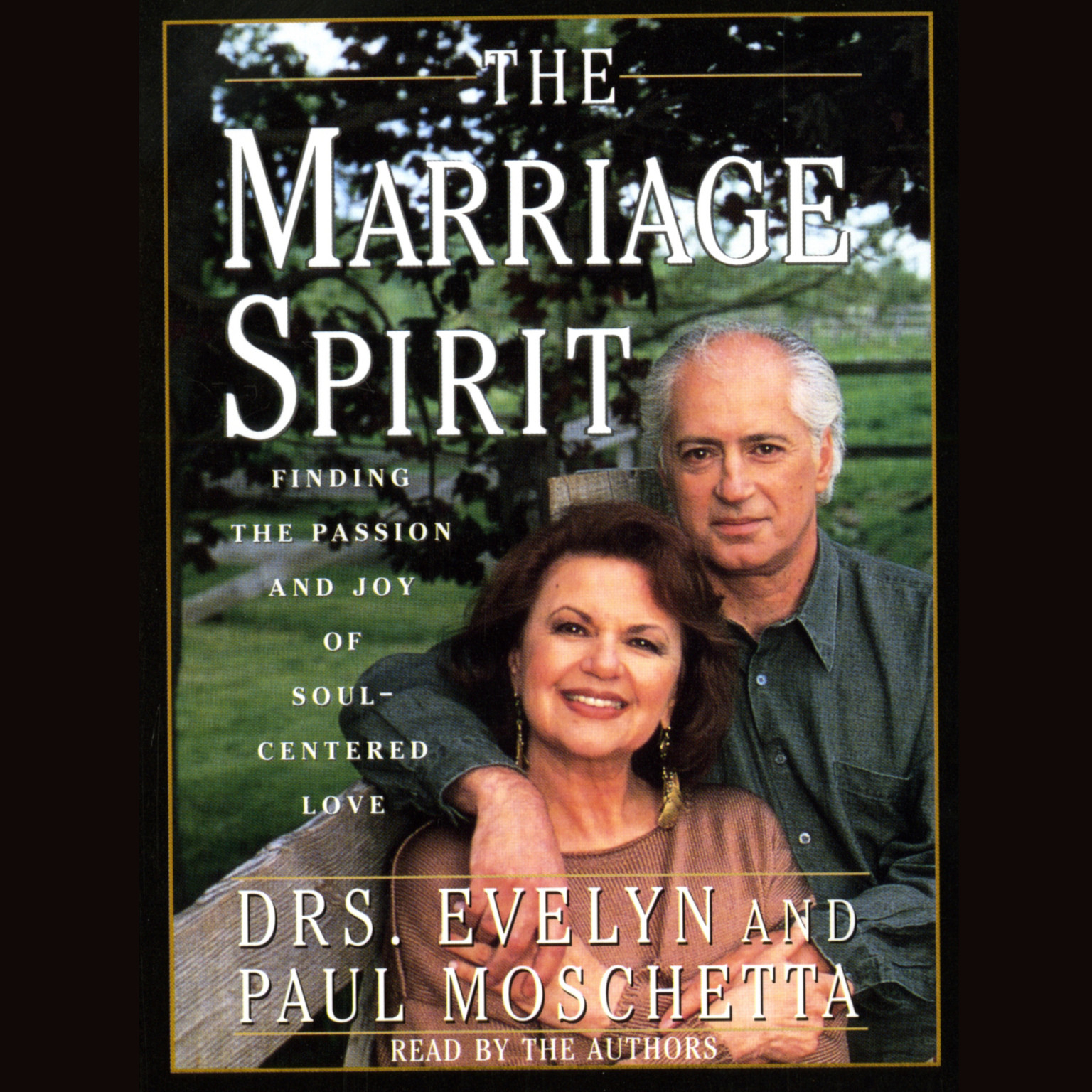 Printable The Marriage Spirit: Finding the Passion and Joy of Soul-Centered Love Audiobook Cover Art