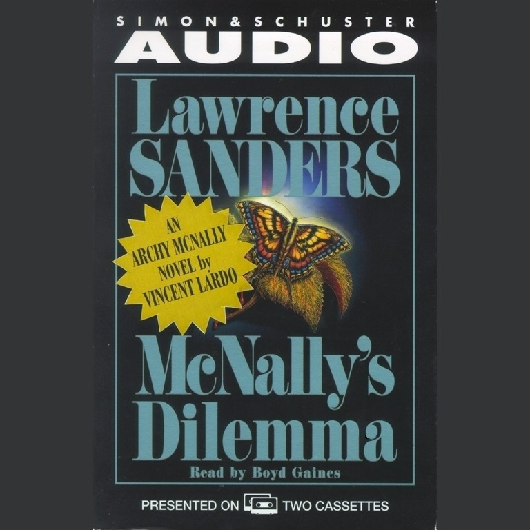 Printable McNally's Dilemma: An Archy McNally Novel Audiobook Cover Art