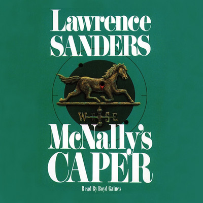 Mcnally's Caper Audiobook, by Lawrence Sanders