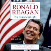 An American Life: The Autobiography Audiobook, by Ronald Reagan