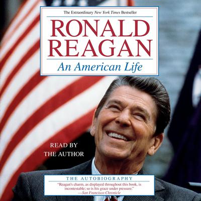 An American Life: Reissue Audiobook, by Ronald Reagan