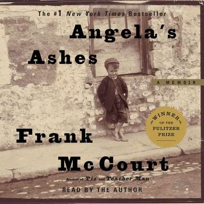 Angelas Ashes (Abridged) Audiobook, by Frank McCourt