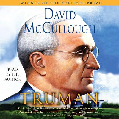 Truman Audiobook, by David McCullough