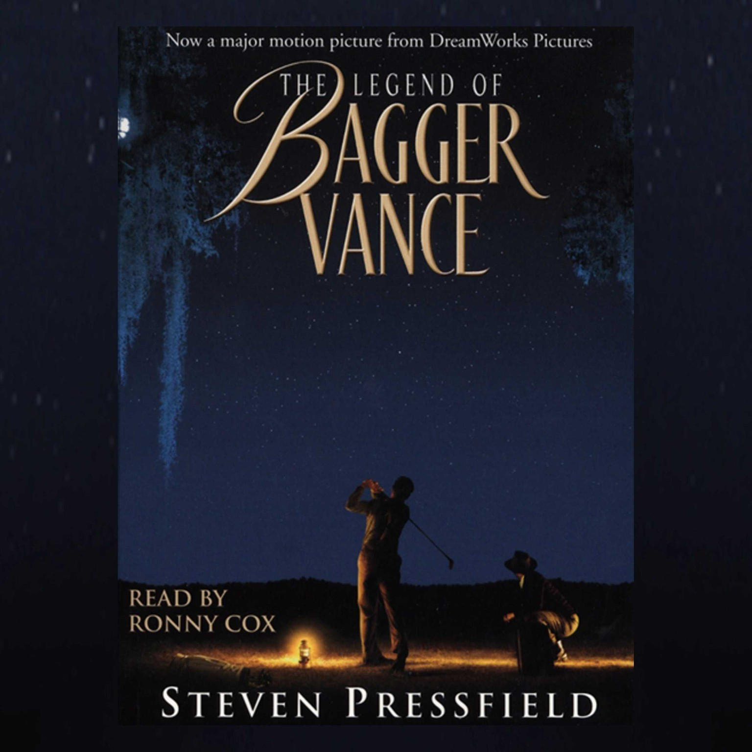Printable The Legend of Bagger Vance (Movie Tie-In) Audiobook Cover Art