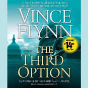 The Third Option Audiobook, by Vince Flynn