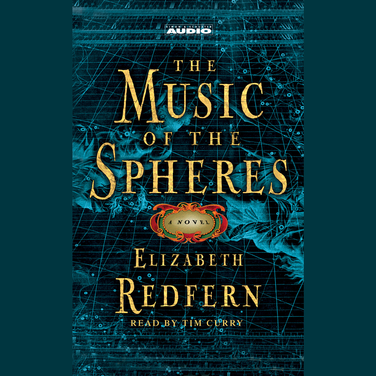Printable The Music of the Spheres Audiobook Cover Art