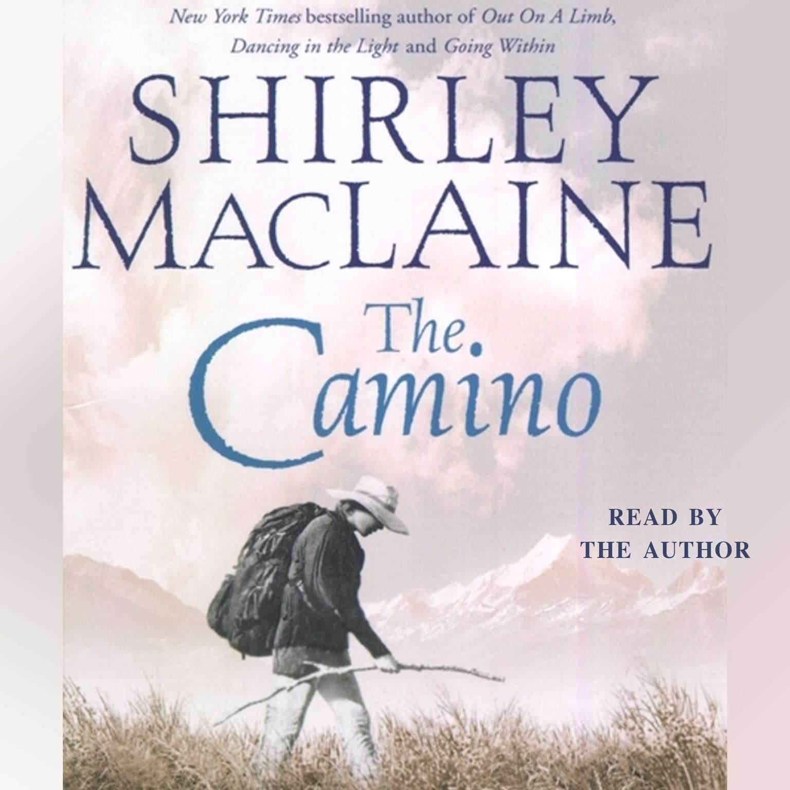 Printable The Camino: A Journey of the Spirit Audiobook Cover Art