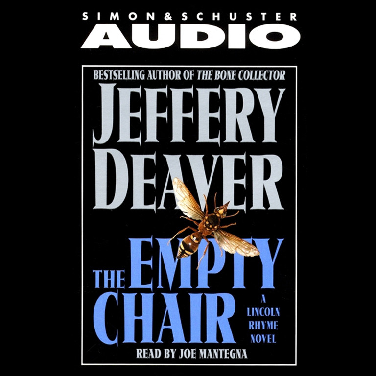 Printable The Empty Chair Audiobook Cover Art
