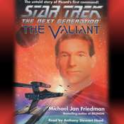 Star Trek the Next Generation: The Valiant, by Michael Jan Friedman