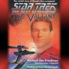 The Valiant Audiobook, by Michael Jan Friedman
