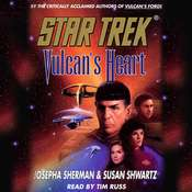 Vulcans Heart Audiobook, by Susan Shwartz, Josepha Sherman