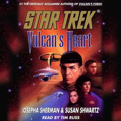 Vulcan's Heart Audiobook, by