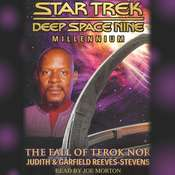 Star Trek Deep Space 9: Millenium Audiobook, by Judith Reeves-Stevens