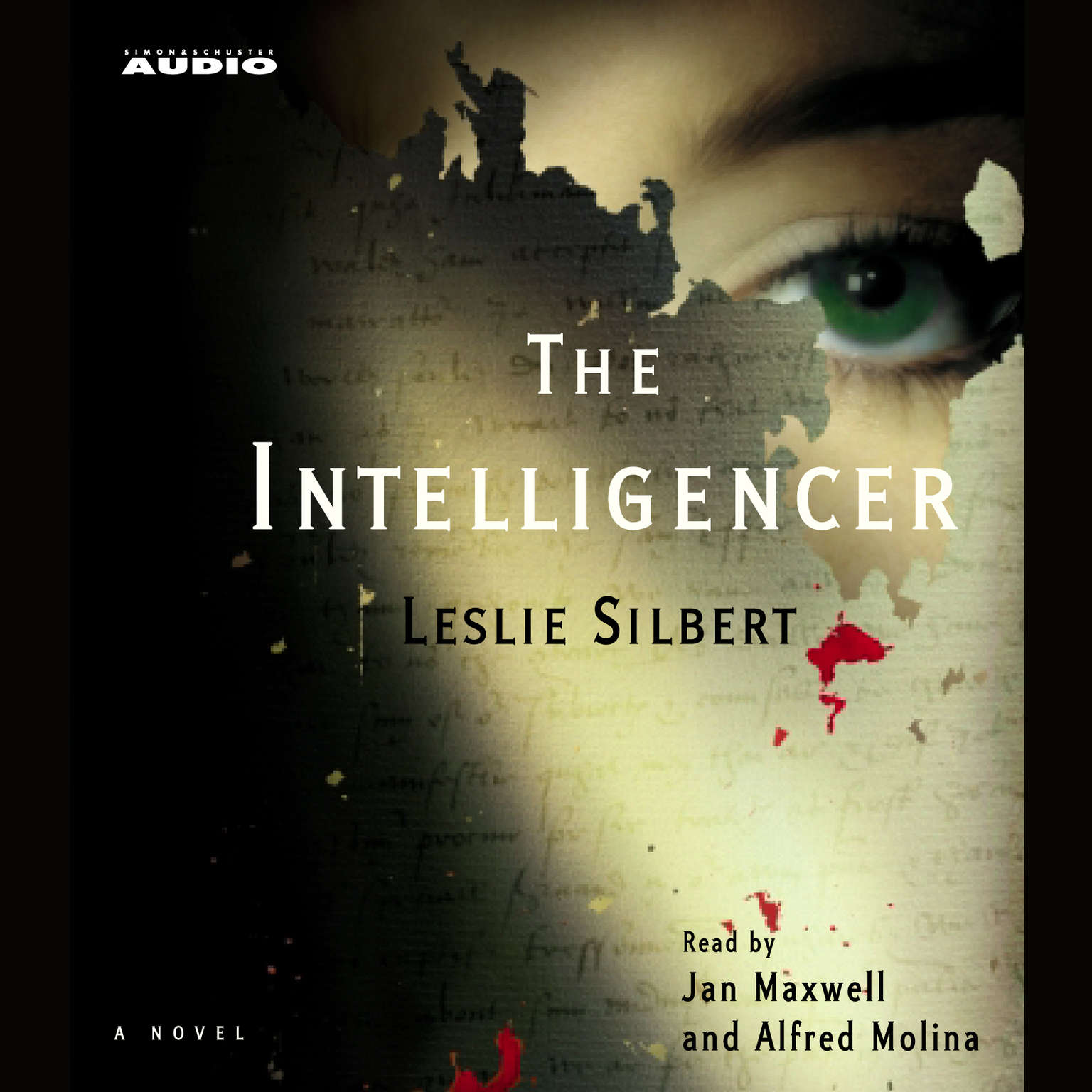 Printable The Intelligencer: A Novel Audiobook Cover Art