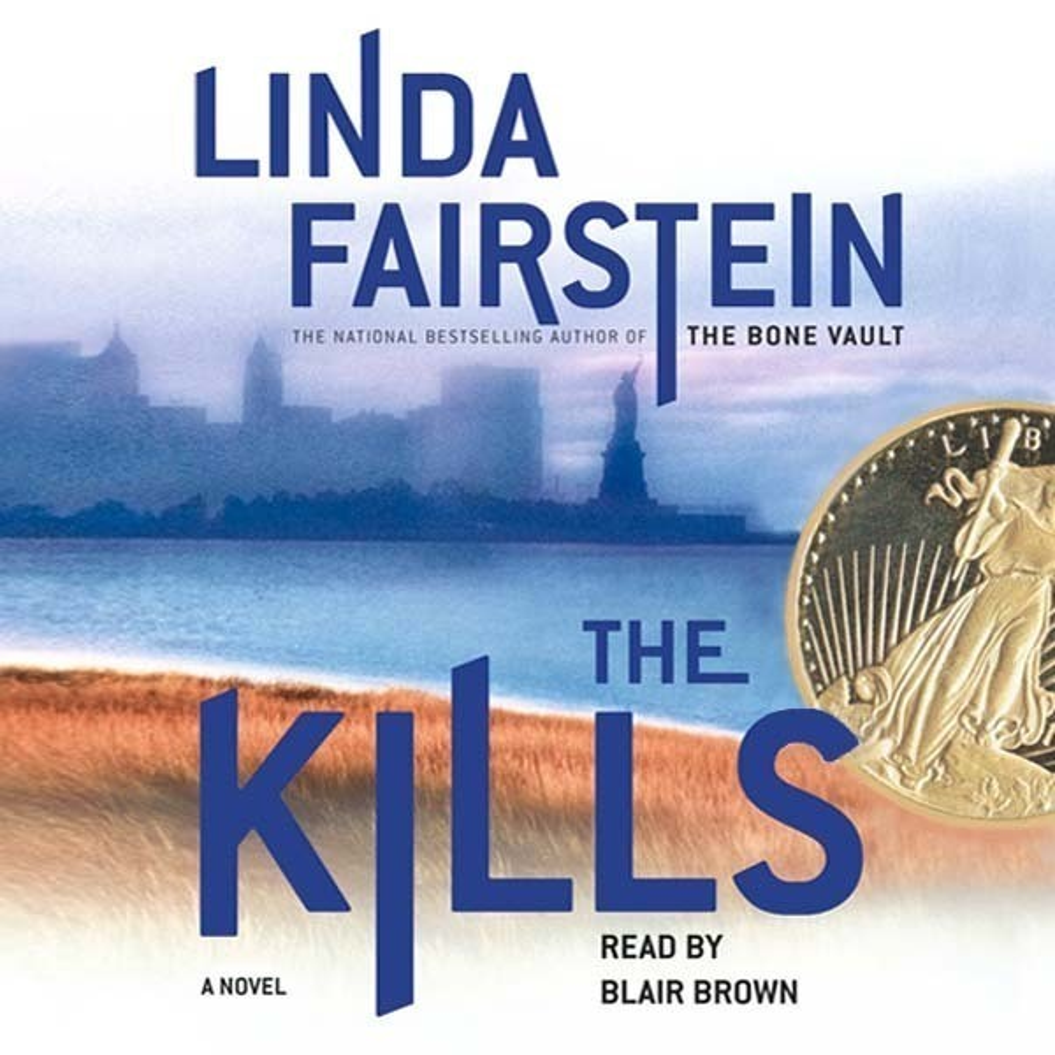 Printable The Kills Audiobook Cover Art
