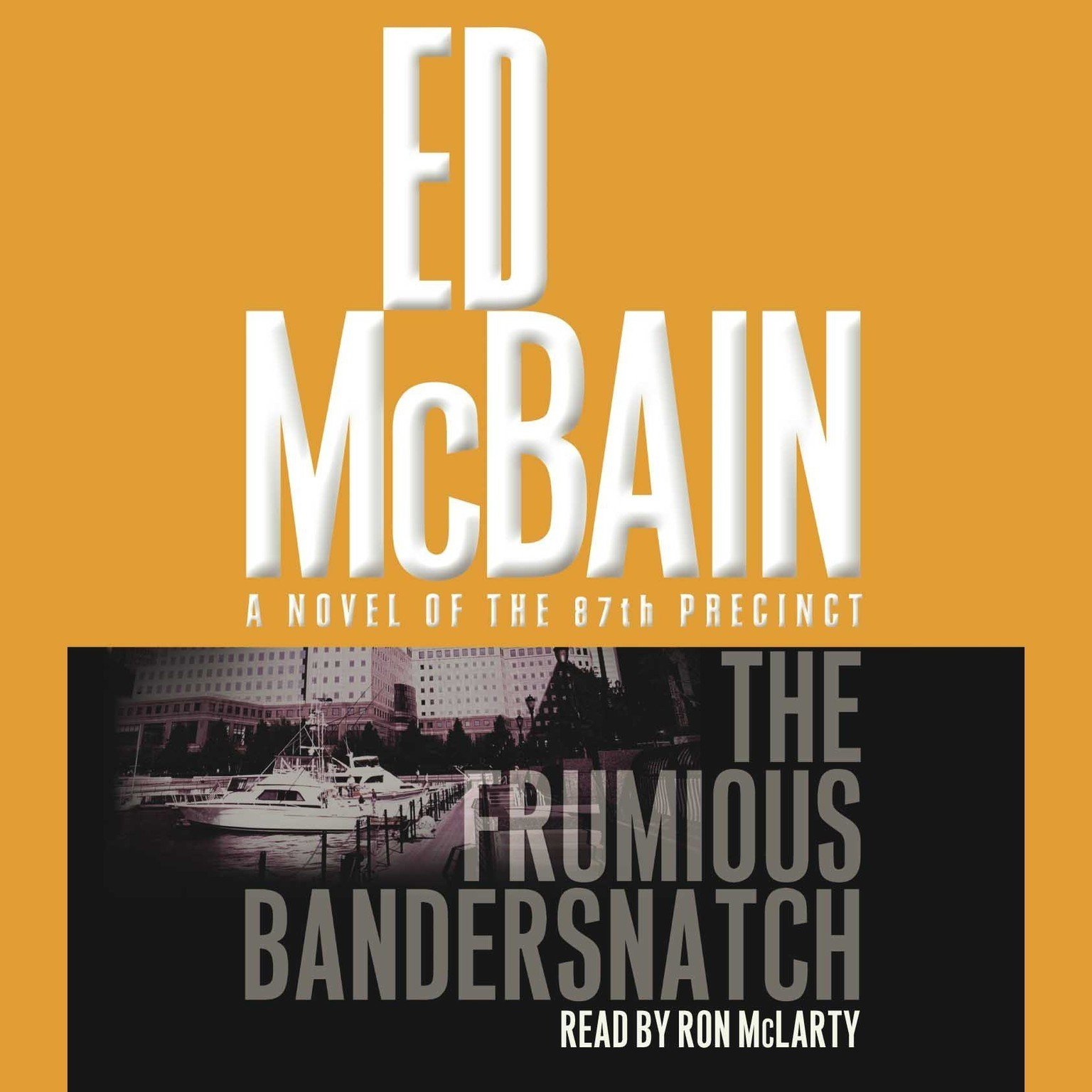 Printable The Frumious Bandersnatch Audiobook Cover Art