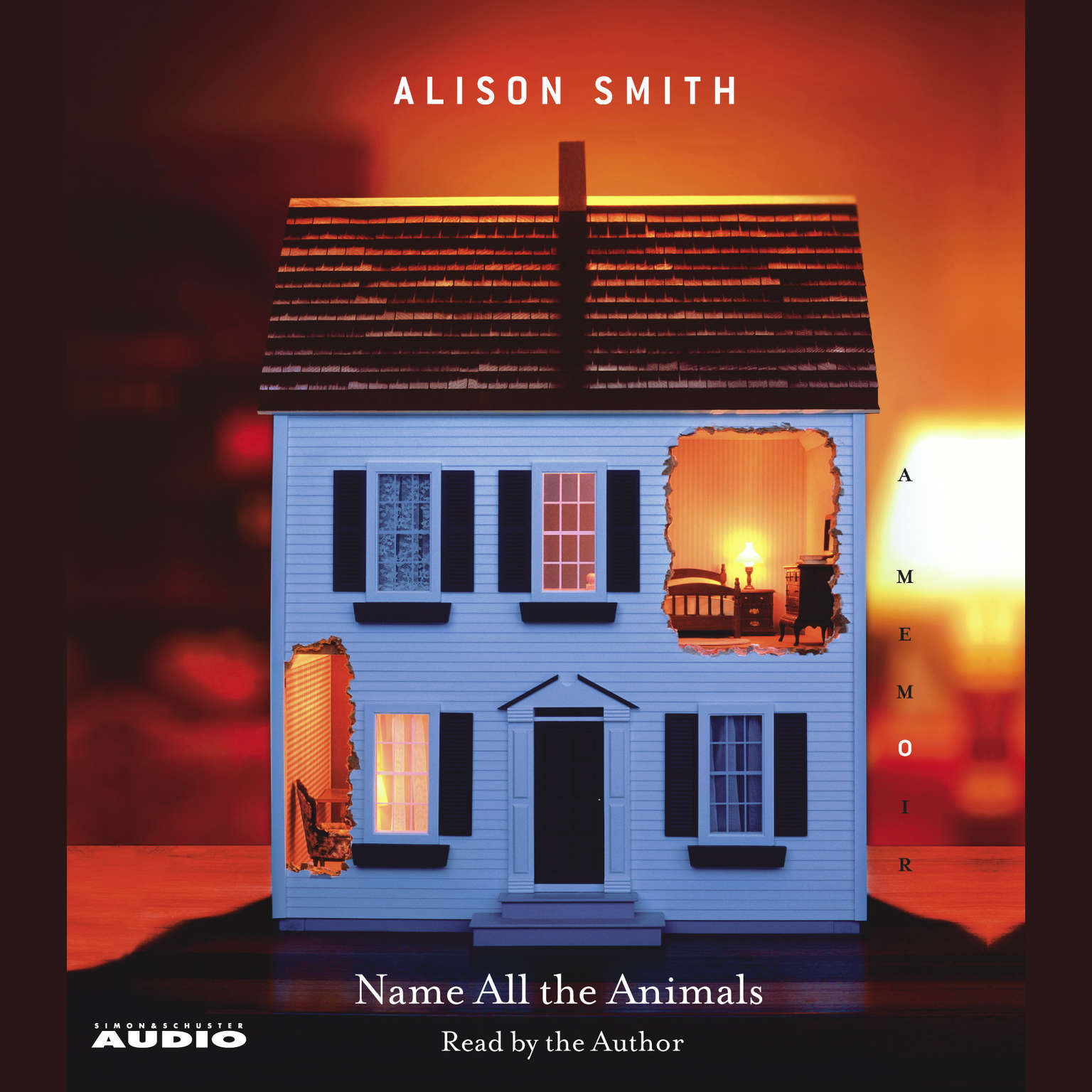 Printable Name All the Animals: A Memoir Audiobook Cover Art
