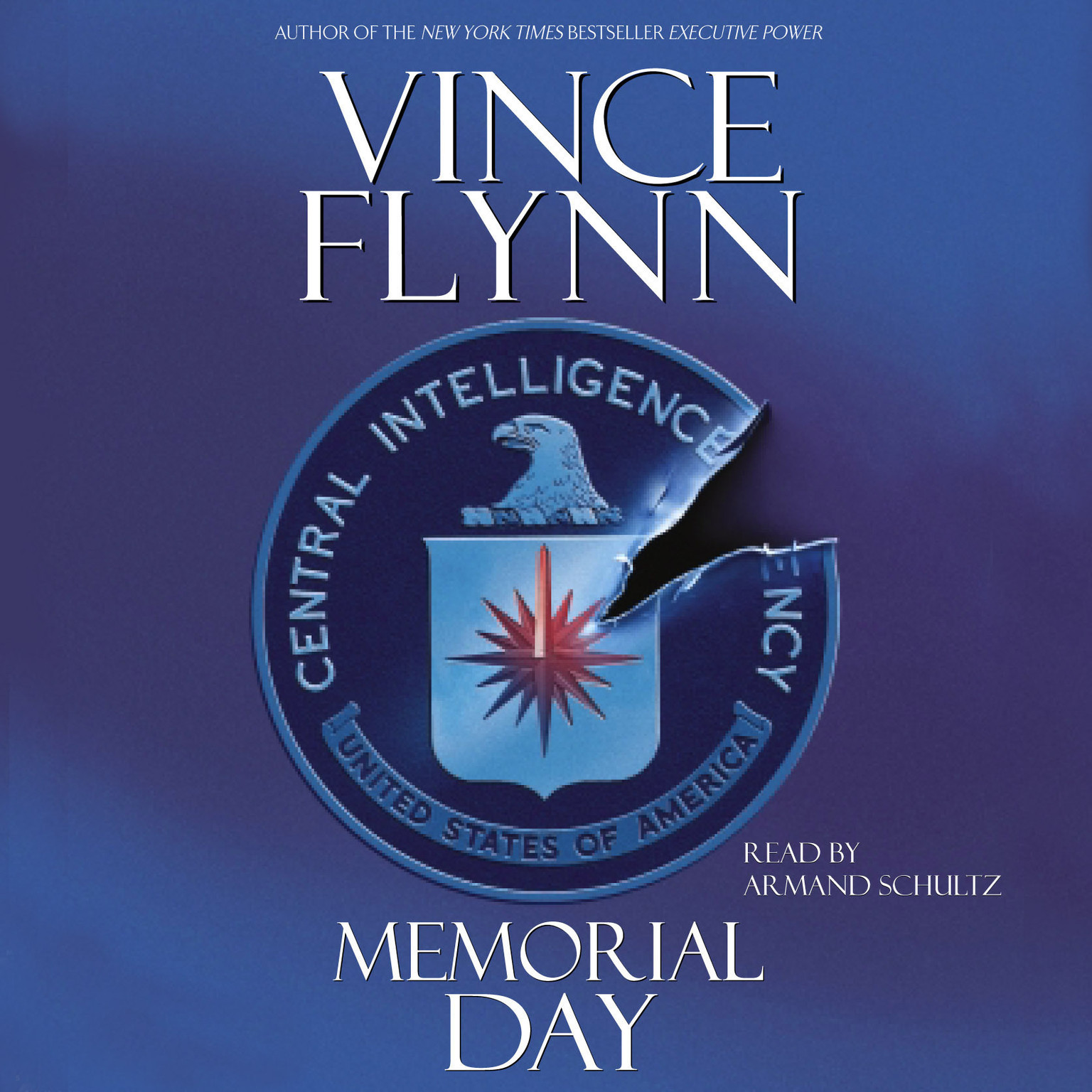 Printable Memorial Day Audiobook Cover Art