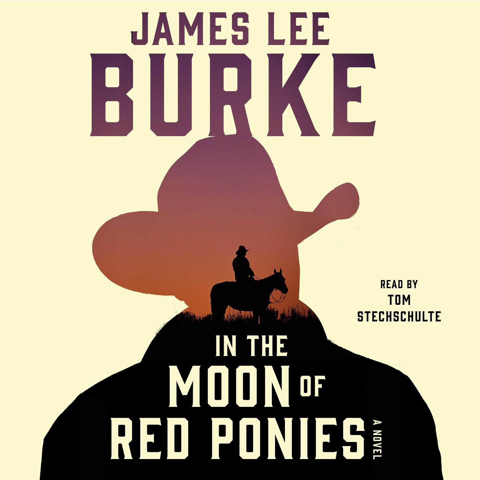Printable In the Moon of Red Ponies: A Novel Audiobook Cover Art