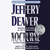 Nocturne: And Other Unabridged Twisted Stories Audiobook, by Jeffery Deaver