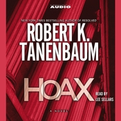 Hoax: A Novel Audiobook, by Robert K. Tanenbaum