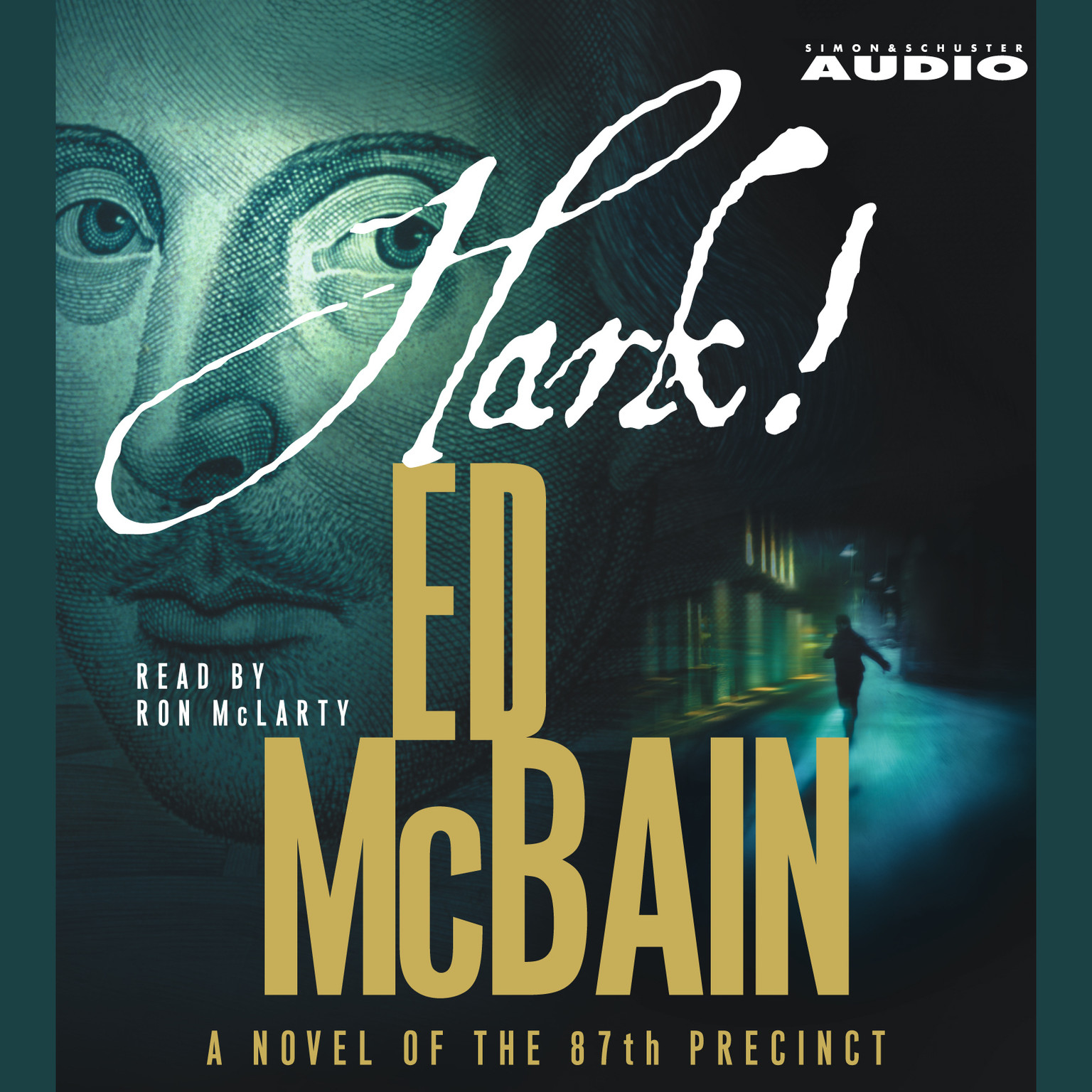 Printable Hark!: A Novel of the 87th Precinct Audiobook Cover Art