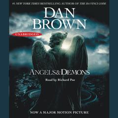 Angels & Demons: A Novel Audiobook, by Dan Brown