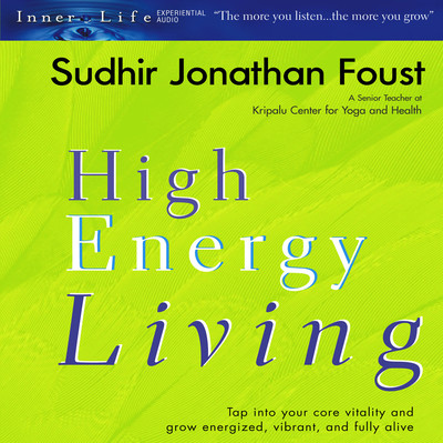 High Energy Living Audiobook, by Sudhir Jonathan Foust