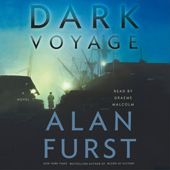 Dark Voyage Audiobook, by Alan Furst