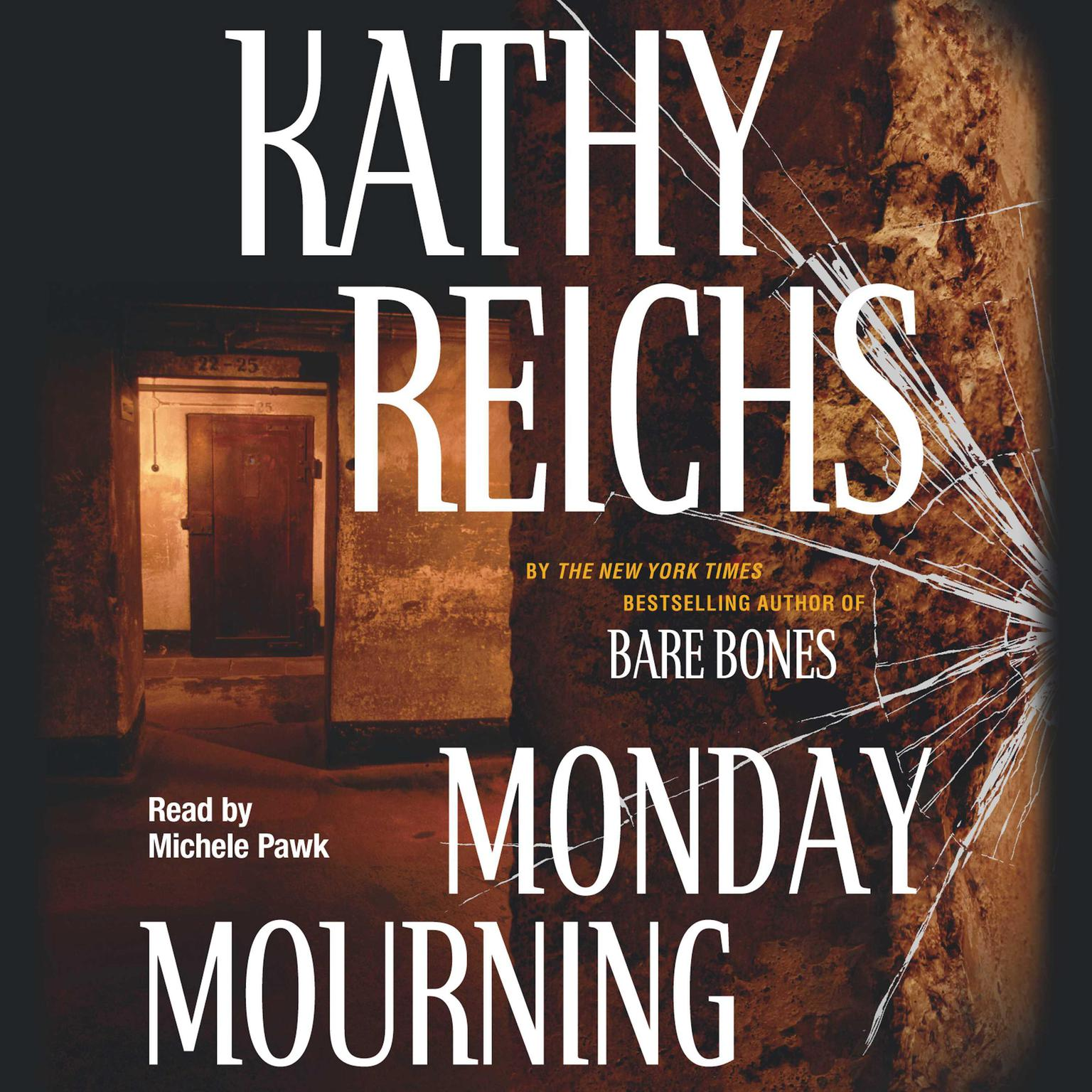 Printable Monday Mourning: A Novel Audiobook Cover Art
