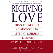 Receiving Love: Transform Your Relationship By Letting Yourself Be Loved Audiobook, by Harville Hendrix