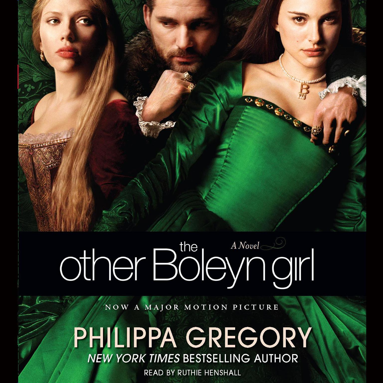 Printable The Other Boleyn Girl Audiobook Cover Art