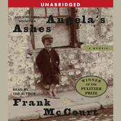 Angelas Ashes Audiobook, by Frank McCourt