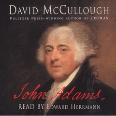 John Adams Audiobook, by David McCullough