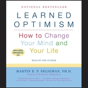 Learned Optimism, by Martin  E. P. Seligman