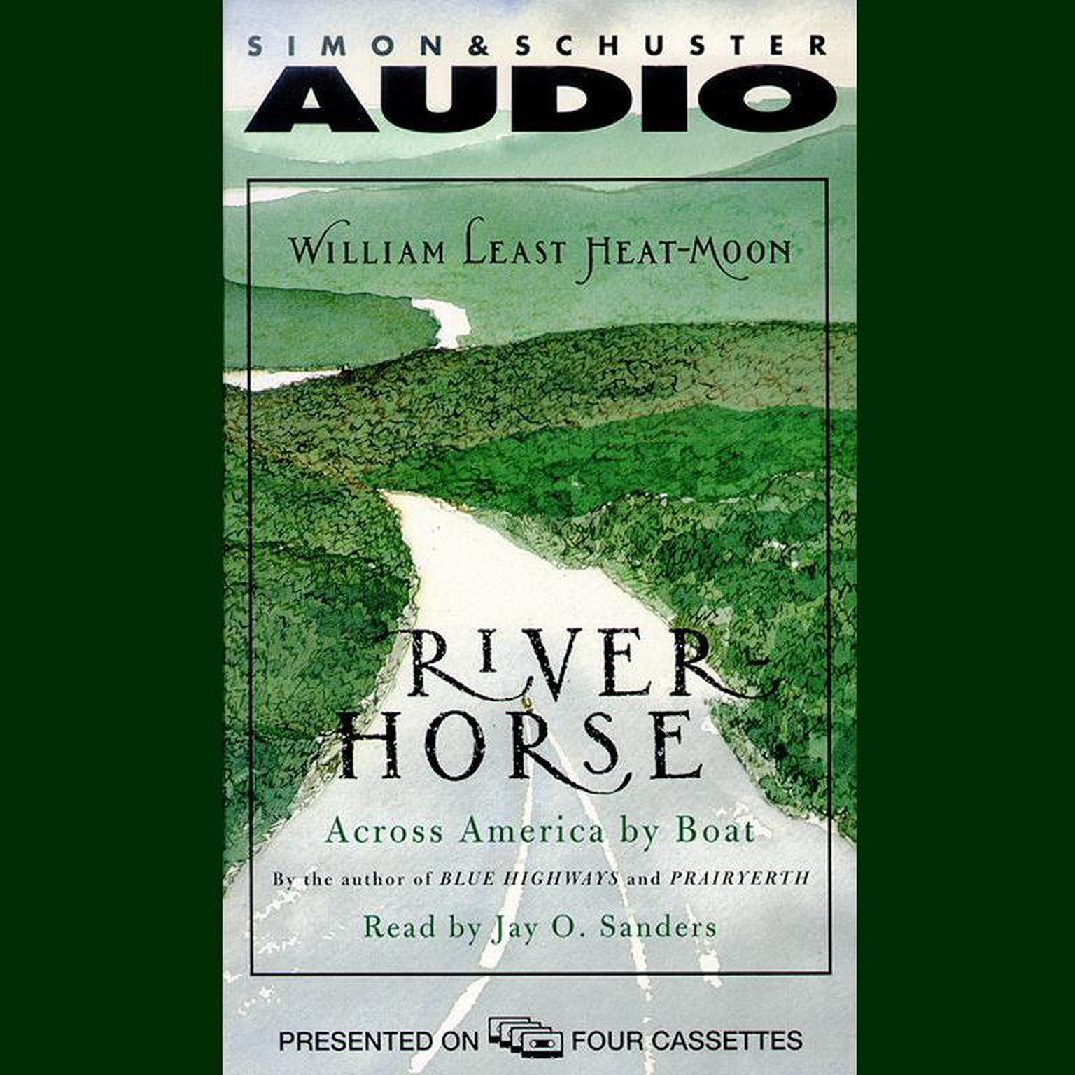 Printable River Horse: A Voyage Across America Audiobook Cover Art