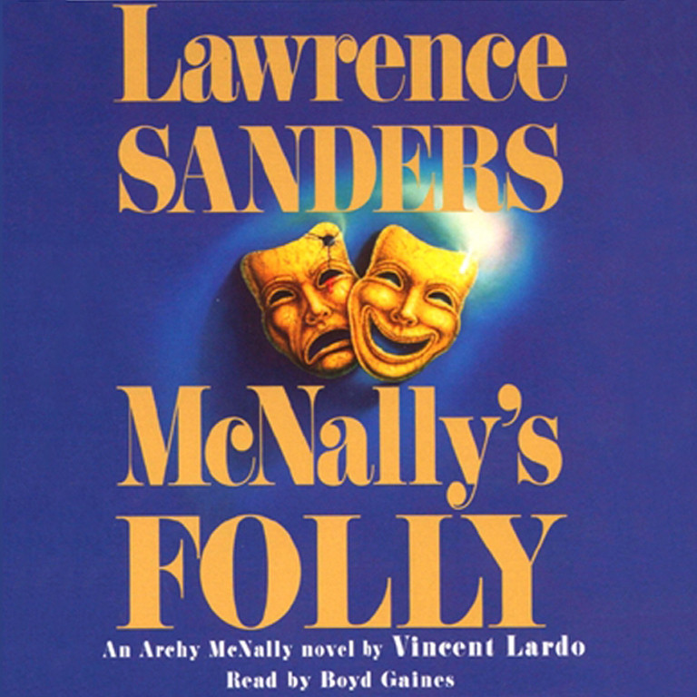 Printable McNally's Folly: An Archy McNally Novel Audiobook Cover Art